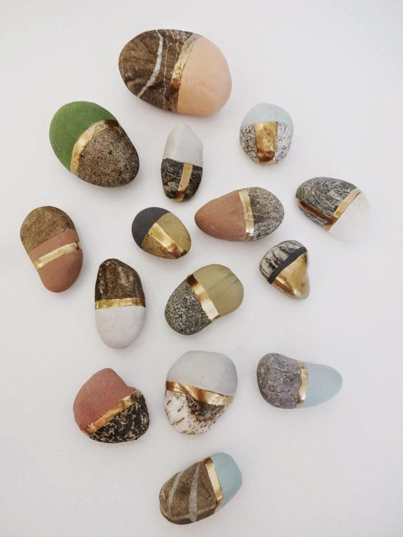 56 Creative DIY Rocks and Stones Crafts