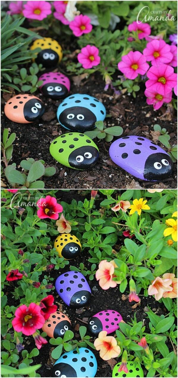 56 Creative DIY Rocks and Stones Crafts