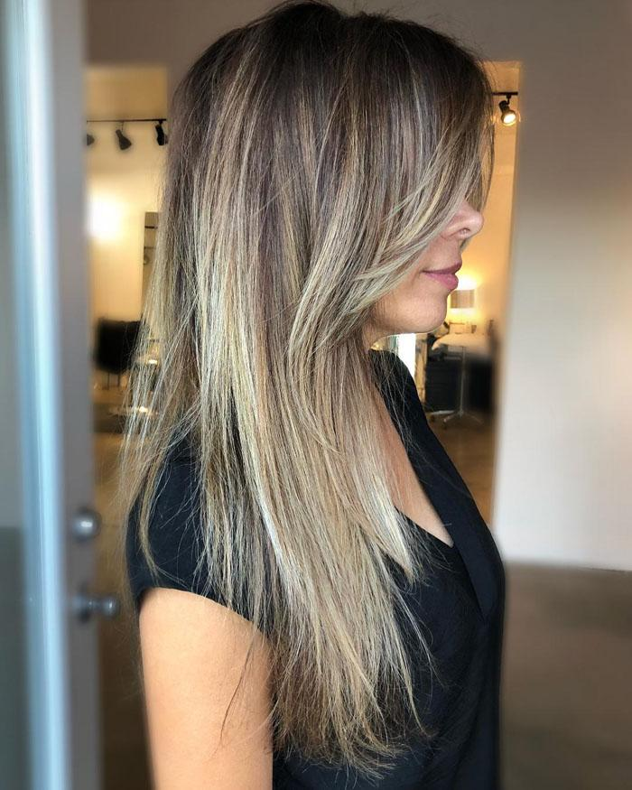 65 Perfect Hairstyles For Long Straight Hair | Xuzinuo | Page 9