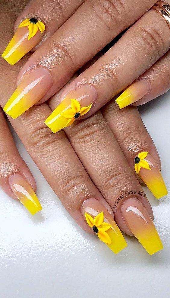 36 Trendy Ombre Nail Art Designs
