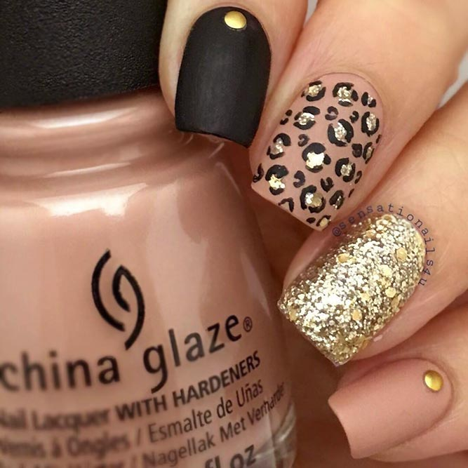 54 Stylish Fall Nail Designs and Colors You'll Love