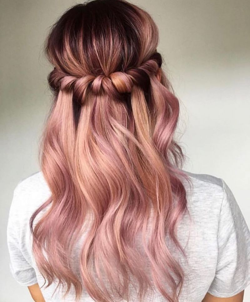 35 Perfect Half Up Half Down Hairstyles