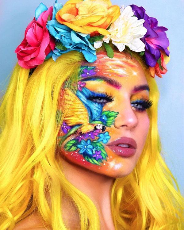 42 Halloween Makeup Ideas For Women