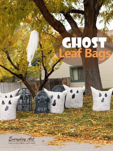 33 DIY Outdoor Halloween Decorations Ideas You Must Try