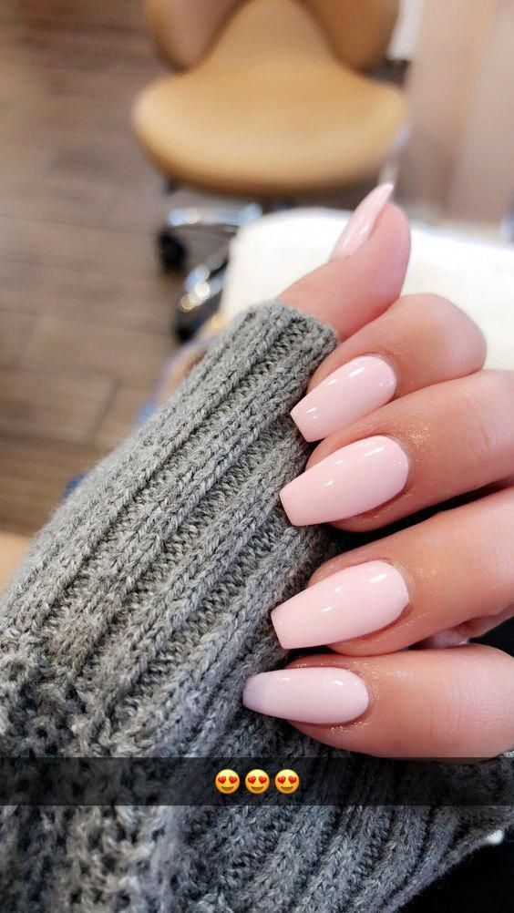 40 Awesome Acrylic Nail Designs for Winter 2020