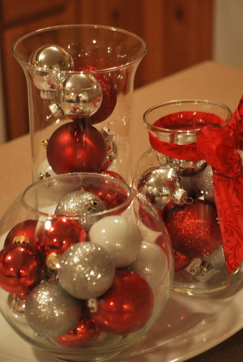 26 Creative DIY Homemade Christmas Baubles Decorations to Make