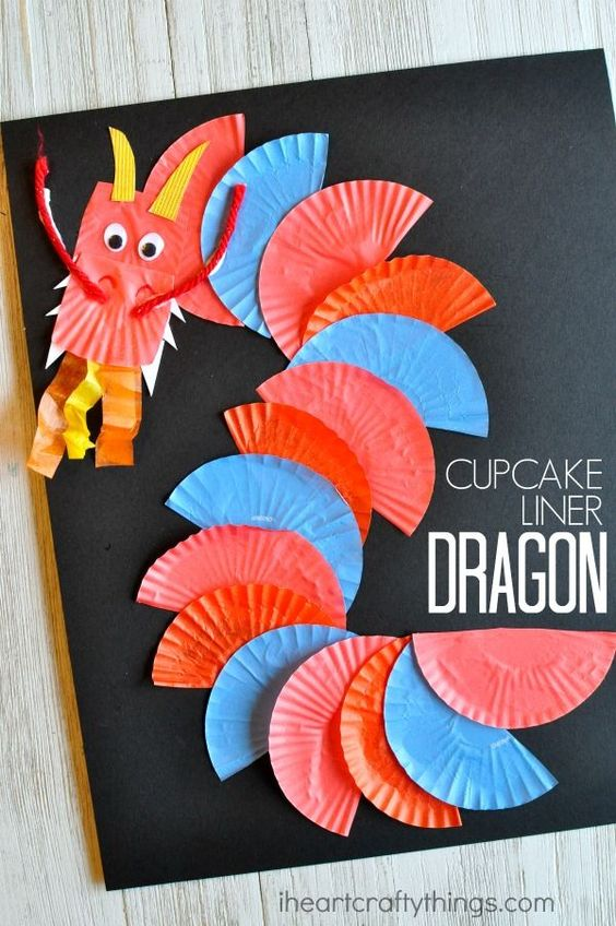 30 DIY Chinese New Year Crafts