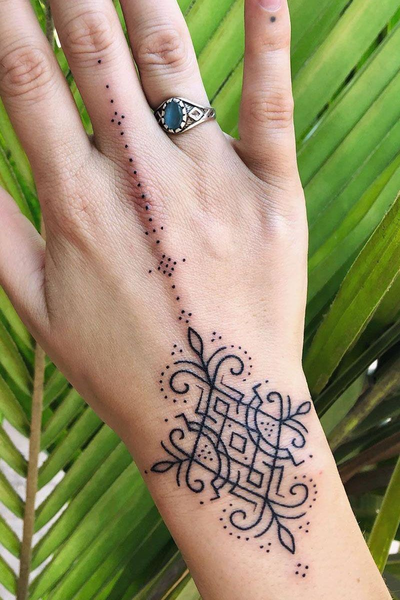 55 Pretty Wrist Tattoos You Will Love