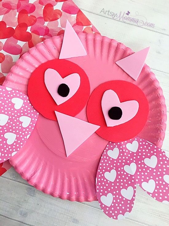 45 Cute DIY Valentine's Day Crafts For Kids