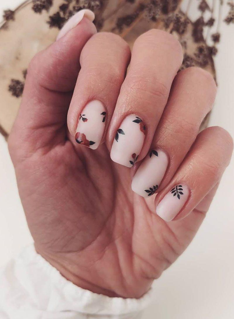 55 Gorgeous Spring Nail Art Designs Just For You