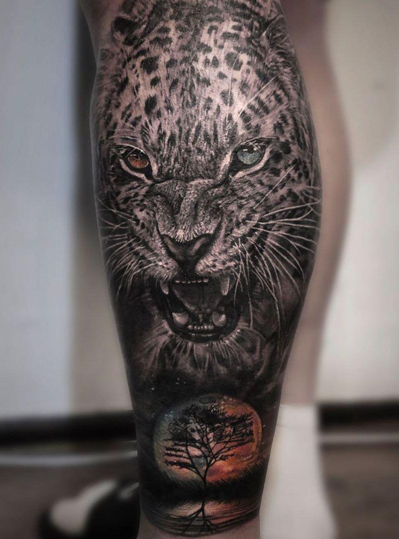 50 Fierce Tiger Tattoos Make You Brave