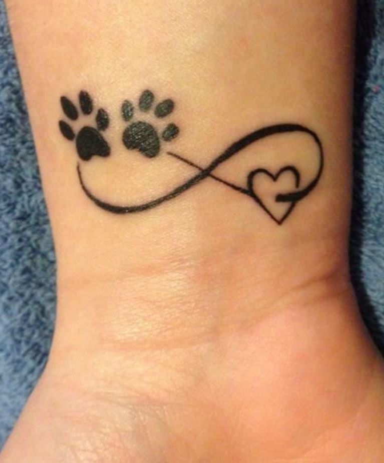 30 Pretty Infinity Tattoos Improve Your Temperament