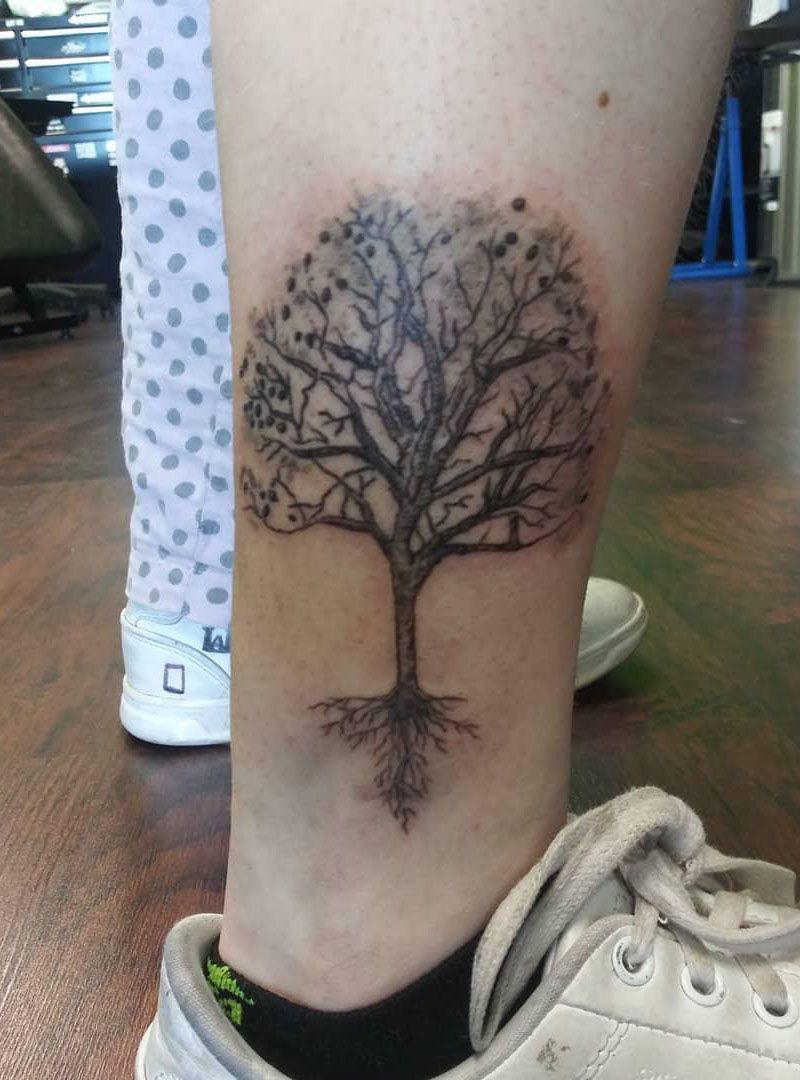 30 Elegant Tree of Life Tattoos to Inspire You