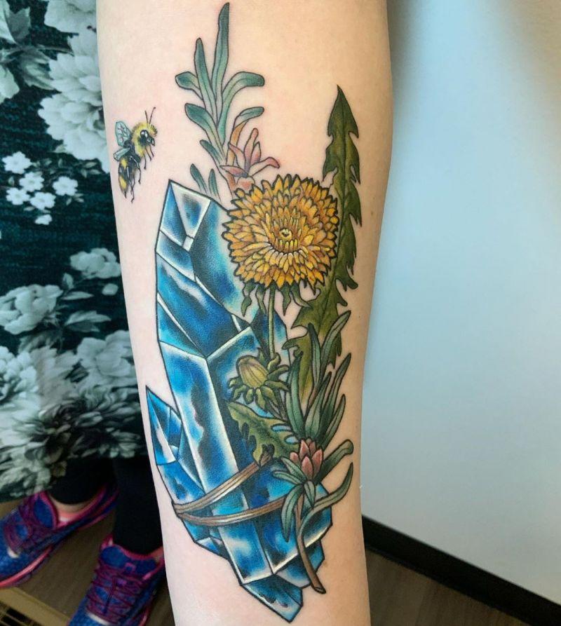 30 Pretty Dandelion Tattoos You Must Try