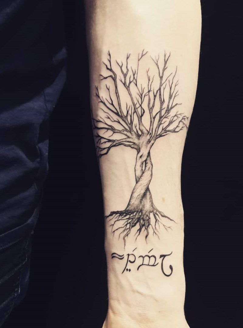 30 Elegant Tree of Life Tattoos to Inspire You