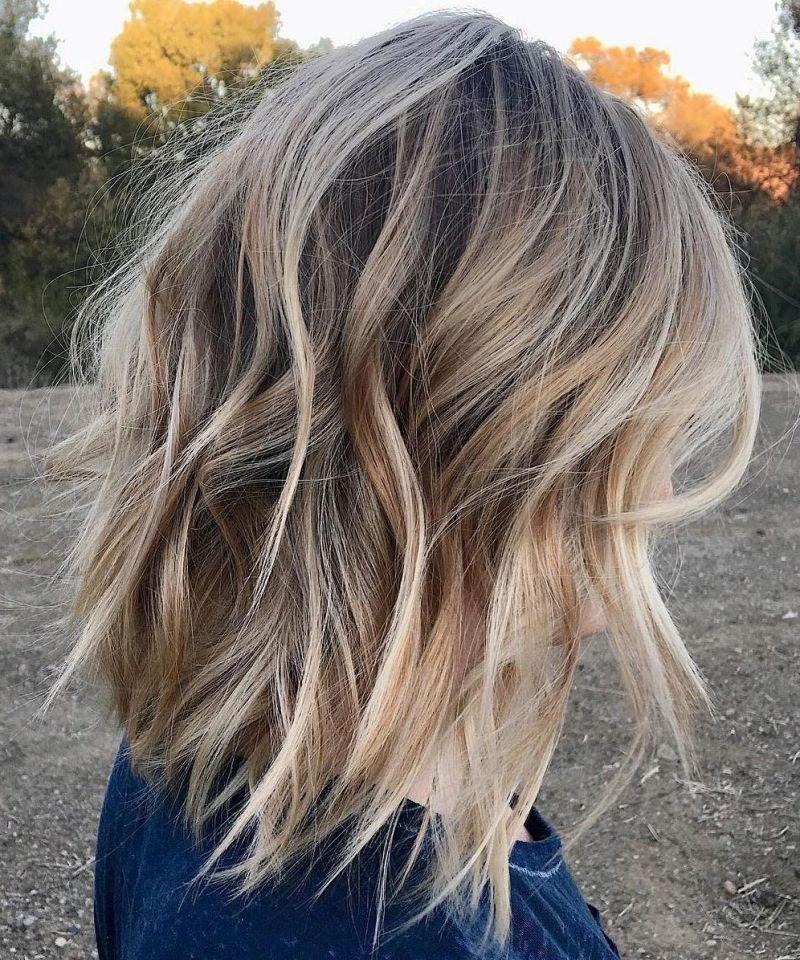 30 Pretty Layered Bob Haircut You Must Try