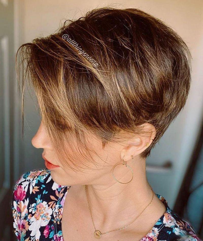 30 Pretty Pixie Bob Haircut for Women You Will Love