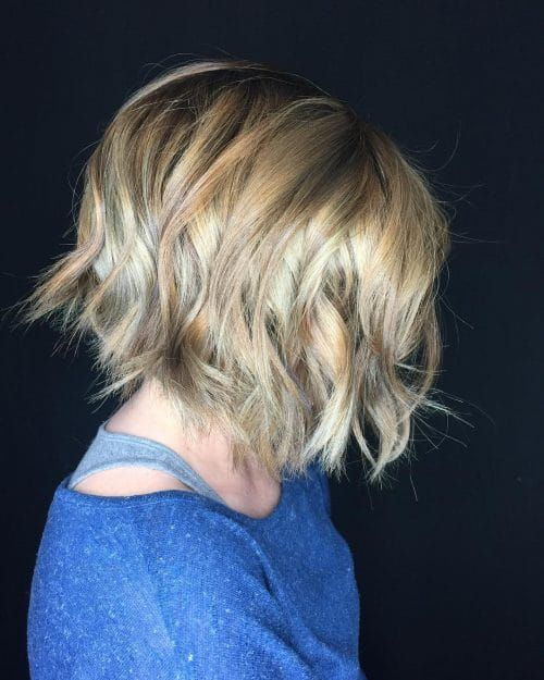 30 Pretty Layered Bob Haircut You Must Try