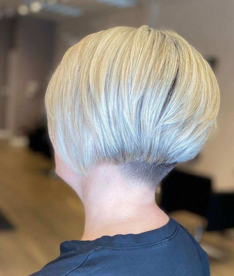 30 Pretty Undercut Bob Haircut You Must Try