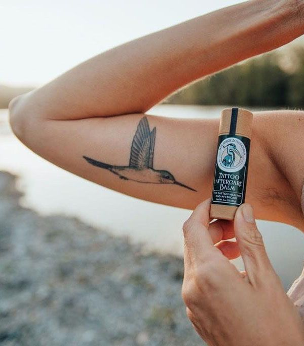 30 Elegant Hummingbird Tattoos You Can Copy