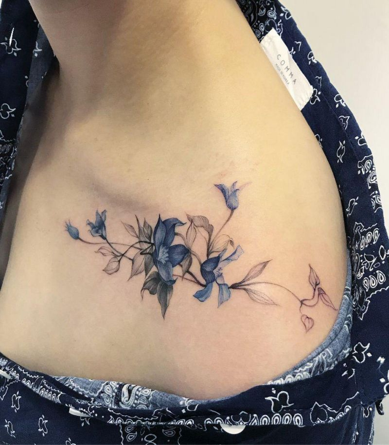 30 Elegant Clematis Tattoos You Can Copy