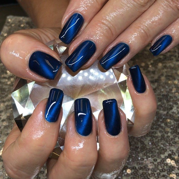 60 Trendy and Stylish Cat Eye Nails For 2019